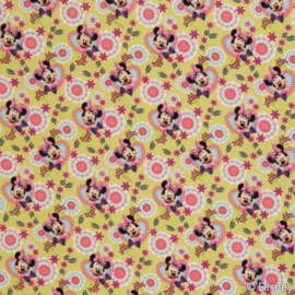 Tricot Print Disney | Minnie Mouse - Hart