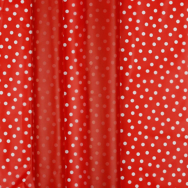Rainy Dots | Red