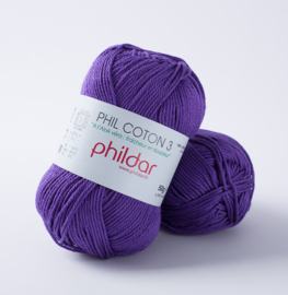 Phil COTON 3   Violet