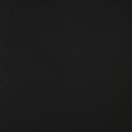 katoen uni  | 001 |  zwart