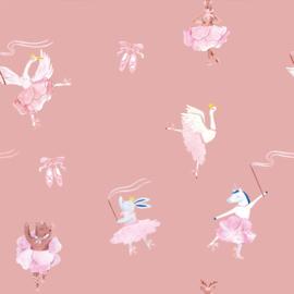 Katia - Soft Shell - Ballerinas - Pink