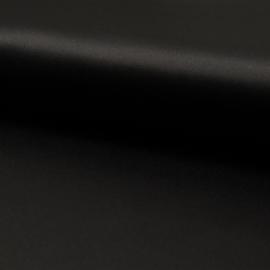 Katoen - Satijn | 2% Spandex  - Black