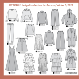 Ottobre Design | Women - 5/2021