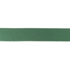 Tassenband Katoen | Donker Oudgroen   | 4cm breed