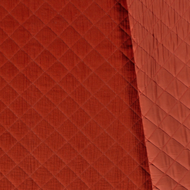Double Gauze - Mousseline Quilted | Terra 156