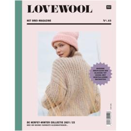 LoveWool - Rico Design   no. 13 - Herfst - Winter 2021
