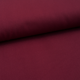 Wool touch  | two way stretch | Bordeaux 319