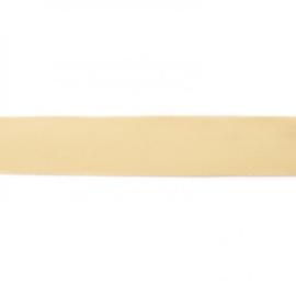 elastiek uni | 4 cm | lichtgeel