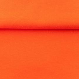 tricot boord uni | oranje