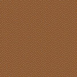 Soft Sweat GOTS - Stripes - Cognac