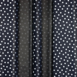 Rainy Dots | Dark Blue