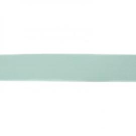elastiek uni | 4 cm | mint-licht