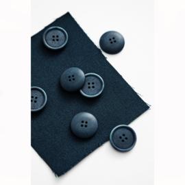 Mind the Maker | Blaze Corozo Button - 20 mm - Ocean