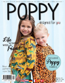 Poppy designed for you | editie 13