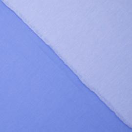 Tricot Jeans Uni   GOTS    Bright Blue
