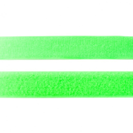 klittenband |  fluogroen breedte 20mm