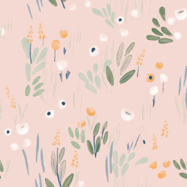 Katia - Soft Shell - Flowers - Soft Pink