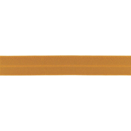 Biaisband Stretch - Mat Rib - Cognac