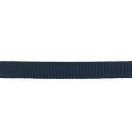 Tassenband Polypropylene | Donkerblauw -  25mm