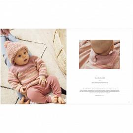 Rico Design |Baby Dream  dk - Luxury touch | Zalm - Grijs 001