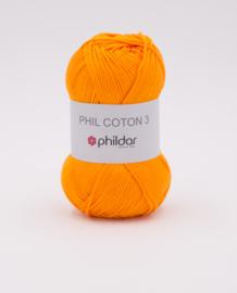 Phil COTON 3 | Mandarine