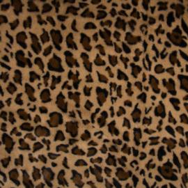 Imitatiebont Leopard -  Camel - Brown