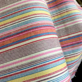 Jeans - Denim | OshKosh - Stripe Yellow - Red - Blue