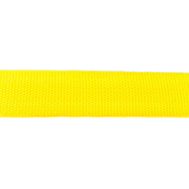 Tassenband Polypropylene | Geel  |  40mm