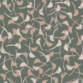 Atelier Brunette | Viscose EcoVero | Windy Cedar Fabric