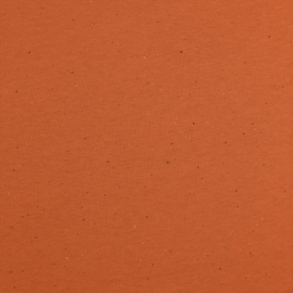 French Terry  | Cosy colours | Terracotta