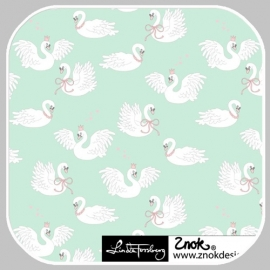 Znok | Swan Dance Mint | D-191602