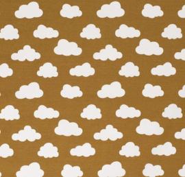 decostof | wolk | oker