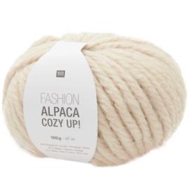 Rico Design   Fashion Alpaca Cozy up ! - Oat Flake