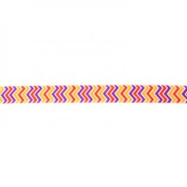 41254 elastisch biaisband zigzag verticaal 15mm