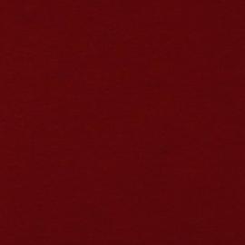 Tricot soft Sweat  | Biologische Katoen |  Bordeaux