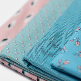 Soft Cactus | Lightening-Lily | Blue-Pink