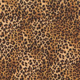 Velvet | Leopard Animal Skin