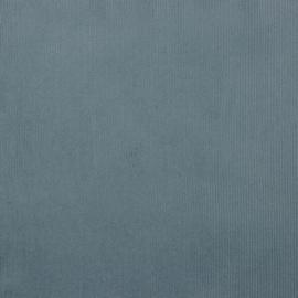 Ribcord washed   8 W stretch   Blue