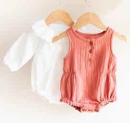 Ikatee   Sydney romper - Baby 1M/24M - Paper Sewing Pattern