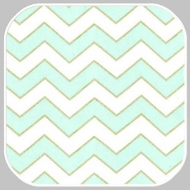 chic chevron pearlized MC5709-MIST