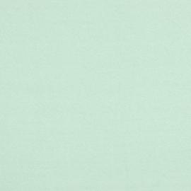 Badstof gelamineerd - waterdicht - Mintgroen