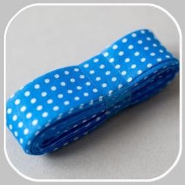 30385 stip hard blauw-  2meter / 20mm