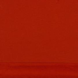 Tricot soft Sweat  | Biologische Katoen |  Rust - 026