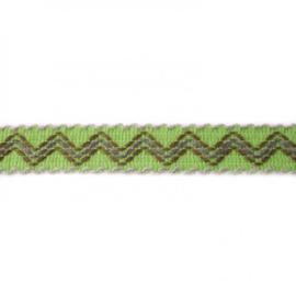 ibiza band lime/ 3 cm breed