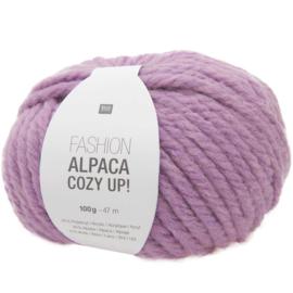 Rico Design   Fashion Alpaca Cozy up  ! - Lavender