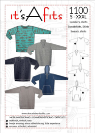 It'S A Fits | 1100 - Sweaters, Shirts