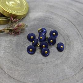 Atelier Brunette | Jewel Buttons - Cobalt