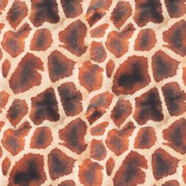 Decostof Velvet | Giraffe animal skin