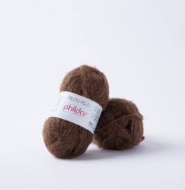 PILOU + chocolat (elastisch garen)*