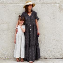 Ikatee Pattern | Anna Mum |   Dress - Woman 34-46